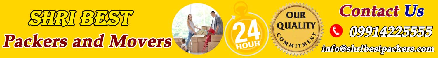 Shri Best Packers and Movers